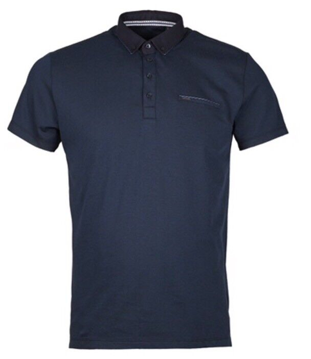 Offre Hommes Ou London Guide £ Navy Taille 99 29 Directe Polo 55 Rrp S qvUqarw