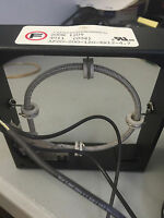 Farnam Axial Fan Heater 200w, 120v, 4.7 Size Fan Condition