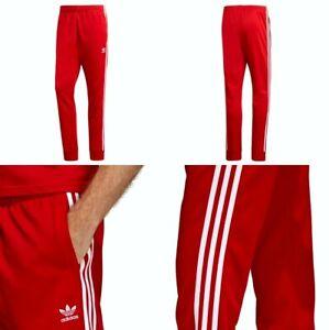 Details about Adidas Spirit Collection Flamestrike Track Pants Black White Men's 2XL DU8109