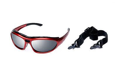 Alpland Sonnenbrille Schutzbrille, Skibrille, Schneebrille Alpine Sportbrille 100% Hochwertige Materialien