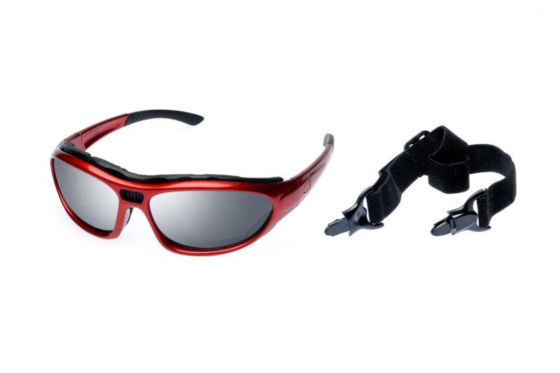 Alpland Sonnenbrille Schutzbrille, Skibrille, Schneebrille Alpine Sportbrille