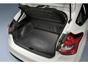 Details About Oem 2012 2013 Ford Focus Cargo Area Protector Hatch W O Sub Cm5z6111600ga