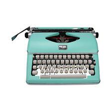 Royal Classic Retro Manual Typewriter Mint Green