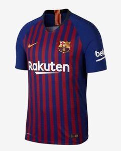 innovative design 9dded 0269f Image is loading Nike-Men-039-s-2018-19-FC-Barcelona-