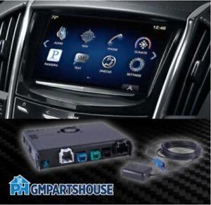 Details about 2013-2016 Cadillac Cue Factory Navigation Upgrade ATS SRX CTS  XTS iO6 HMI GPS