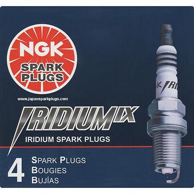 4X IRIDIUM NGK BCPR7EIX BCP7ES BCP7EVX  Zündkerze AUDI Coupe 90 SEAT Ronda 1,5
