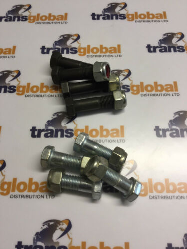 Land Rover Discovery 1 89-98 Front & Rear Propshaft Nut & Bolt Kit x8 - Bearmach