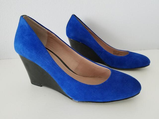 Wedge Heel Shoes Size