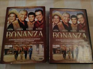 Bonanza-Serie-TV-5-Episodios-5-x-DVD-Espanol-Ingles-Region-Free-T