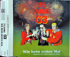 CD / 25 JAHRE Ö3 / GARY LUX / AMBROS / BÄR / HIRSCH / LANG / STS / PEYER /