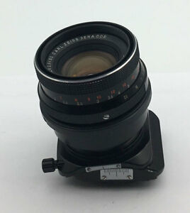 MC Biometar 2.8/80 Carl Zeiss Jena TILT/SHIFT lens Micro 4/3 Sony NEX Canon EOS