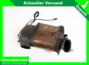 Volkswagen Passat 36 B7 Rußpartikelfilter Katalysator DPF DEFEKT 3C0131765H 2.0T