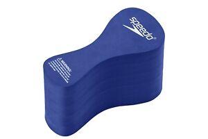 Speedo-Team-Swim-Swimming-Foam-Pull-Buoy-Float-Safety-Training-Exercise-Aid-Blue