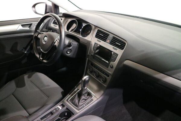 VW Golf VII 1,6 TDi 105 Comfortline DSG BMT - billede 4