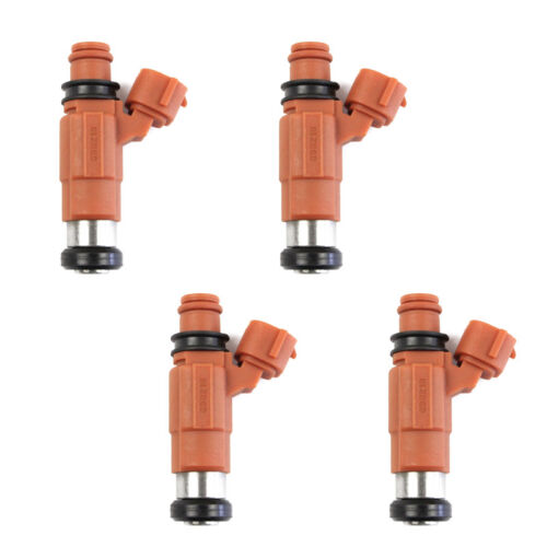4Piece For Yamaha Outboard 115 HP Mitsubishi Eclipse Fuel Injector CDH210 INP771