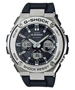 Casio-G-Shock-G-Steel-Analogue-Digital-Mens-Solar-Watch-GSTS110-1A-GST-S110-1ADR