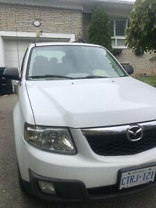 2008 Mazda Tribute Automatic FWD 4 Cylinder