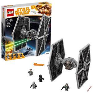Lego® Star Wars ™ 75211 Imperial Tie Fighter ™ Nouvel Ovp Nouveau Misb Nrfb