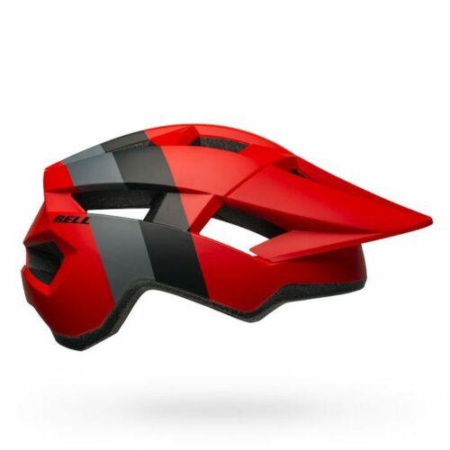 Bell Spark MIPS Helmet Mat Crimson//Blk UA