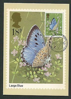 Gb Uk Mk Fauna Schmetterlinge Butterflies Carte Maximum Card Mc Cm D6273 Modieuze (In) Stijl;