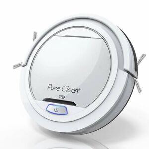 PureClean-PUCRC25-Smart-Automatic-Robot-Vacuum-Cleaner-Carpet-Hardwood-Floor