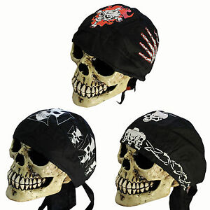 myrtle beach bandana hat kopftuch one size schwarz. Black Bedroom Furniture Sets. Home Design Ideas