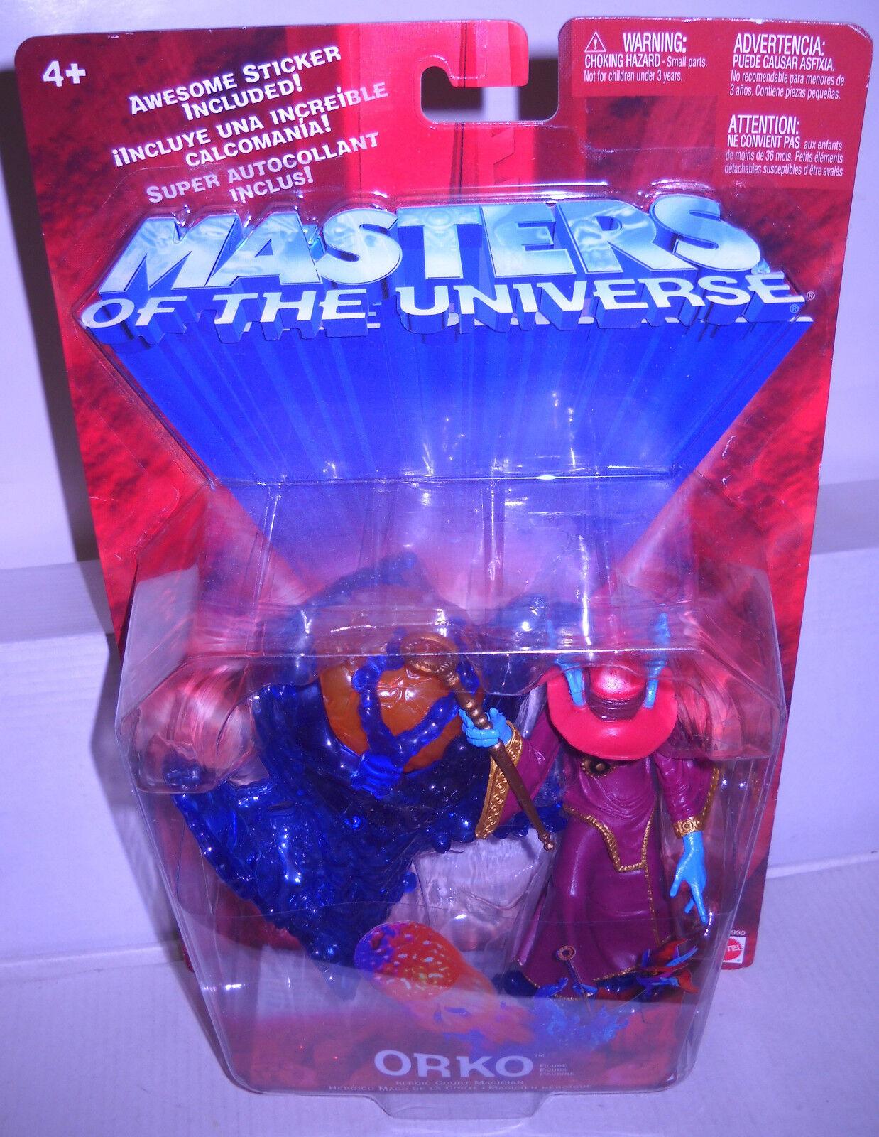 NRFC Mattel Masters of the Universe Orko Action Figure