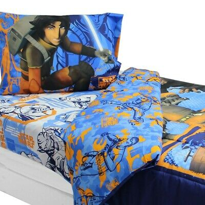 Star Wars Rebels Fight Bedding Set, Angry Birds Star Wars Full Size Bedding