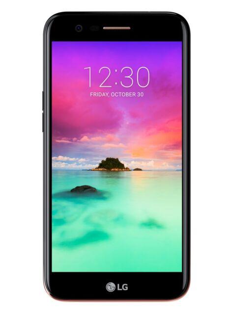 Lg K10 (2017) Nero Dual Sim 13Mpx Macchina Fotografica Android 7 Nougat Whatsapp