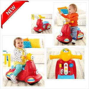 Scooter Toys Song Musical Kids Laugh Learn Baby Development Toddler