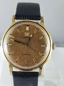 Omega Geneve Wind up ! working! nice vintage collector watch !