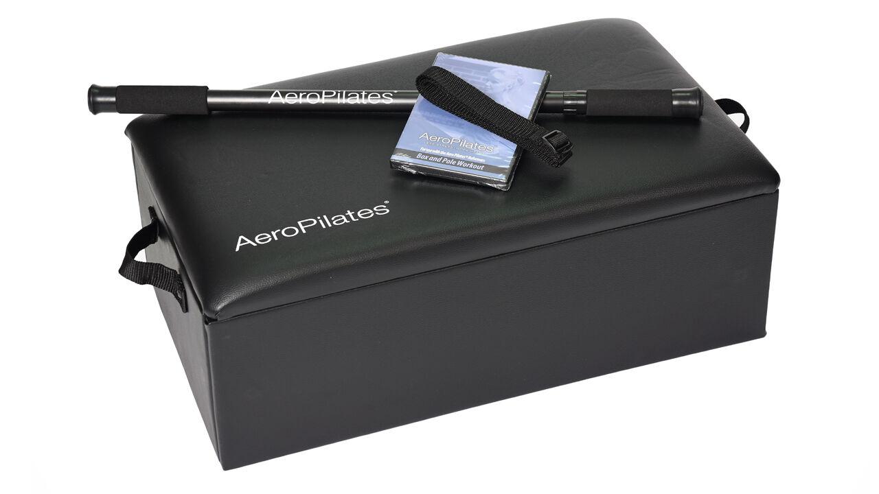 AeroPilates BOX & POLE - BALANCE- SUPPORT & FLEXIBILITY FLEXIBILITY & 05-0025C 04cfa6