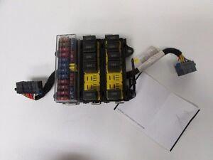 lamborghini gallardo harness to engine control fuse box used p n rh ebay com lamborghini gallardo fuse box diagram lamborghini aventador fuse box location