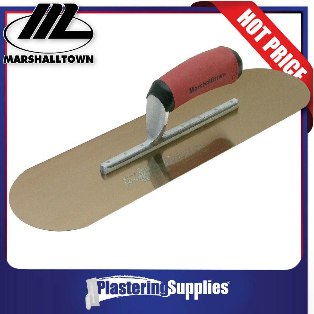 Marshalltown Pool Trowel 16x4.5