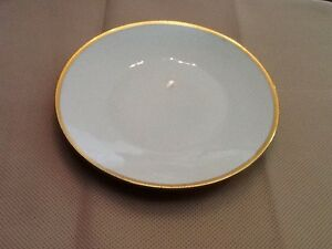 "Hutschenreuther Hohenberg 18CM14 Dinner Plate(s) 10"" Mid Century Porcelain (4)"