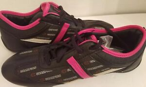 969f84c478c4 WOMENS CHAMPION SHOES SIZE 8.5 PINK BLACK WHITE LACE UP ATHLETIC ...