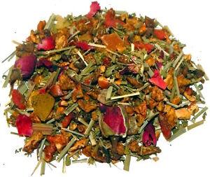 Fruechtetee-Mango-Minze-mit-Gojibeeren-Tee-lose-in-versch-Mengen