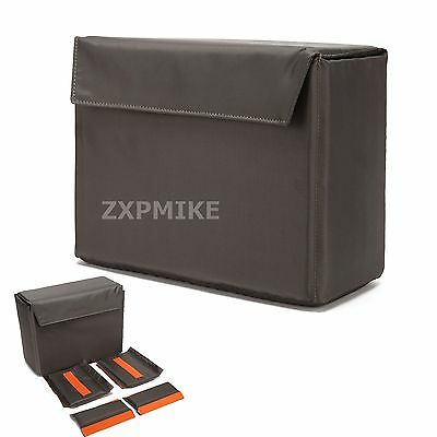 New Partition Padded Insert Protection Case Bag For Nikon D3300 D810 D5500 D750