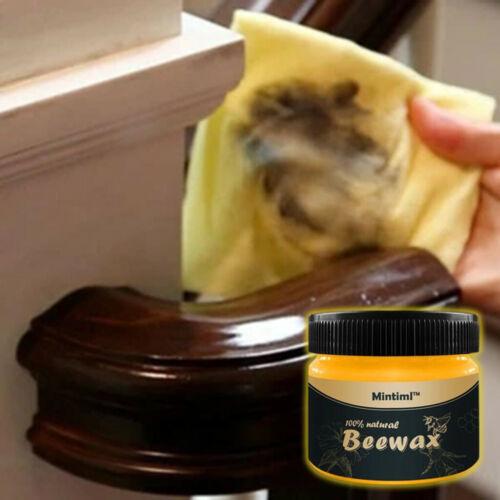 Wood Seasoning Beewax Complete Solution Beeswax Furniture Care Polishing Stock