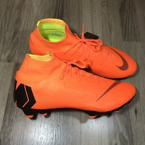 0e09427e13c Nike Mercurial Superfly 6 Pro FG ACC Soccer Cleats Orange Black ...