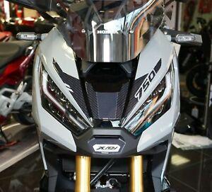 Adesivi muso frontale in resina 3D per scooter compatibili con Honda XADV 2021