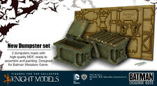 Knight Models BNIB Batman Arkham City-Accesorios-Contenedor k35bac040