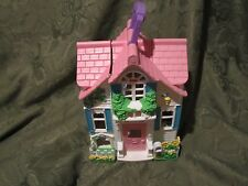 Fisher Price Sweet Street Doll House Building town House Home cottage village p