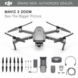 DJI-Mavic-2-Zoom-2x-Optical-Zoom-FHD-Video-Brand-New
