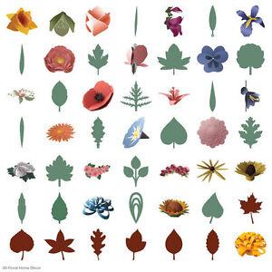 Buy Cricut 3d Floral Home Decor Cartridge 2002472 Online Ebay