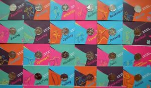 2012-London-Olympic-Games-50p-Sports-Collection-Uncirculated-Football-Judo