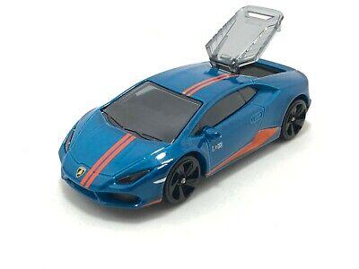 MAJORETTE 212053052-Premium Cars-Lamborghini Huracan Avio-Turquoise//Orange