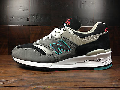 New Balance 997 Made in USA BlackGrey – Feature