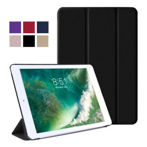 Magnetic-Smart-Stand-Cover-Back-Hard-Case-for-Apple-iPad-2-3-4-5-6-2018-mini-Air
