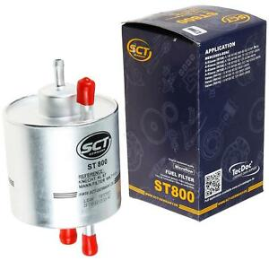 Original-sct-Filtro-de-combustible-St-800-fuel-filter